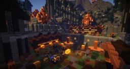 HALLOWEEN SERVER HUB Minecraft Map & Project