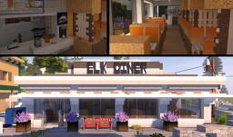 Elk Dinner Minecraft Map & Project