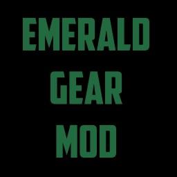 Emerald Gear Mod Minecraft Mod