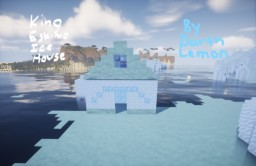 King Eskimo Ice House || Block House Series || Build #2: Ice Minecraft Map & Project