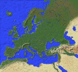 Small European map by webmans5 Minecraft Map & Project