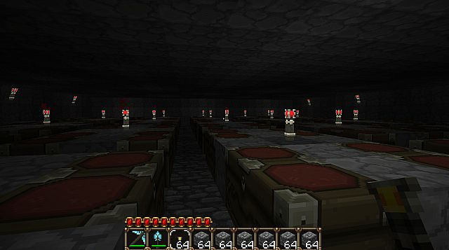 The new and improved (and larger) Excavation Storage Chamber