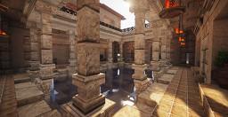 Roman Baths Minecraft Map & Project