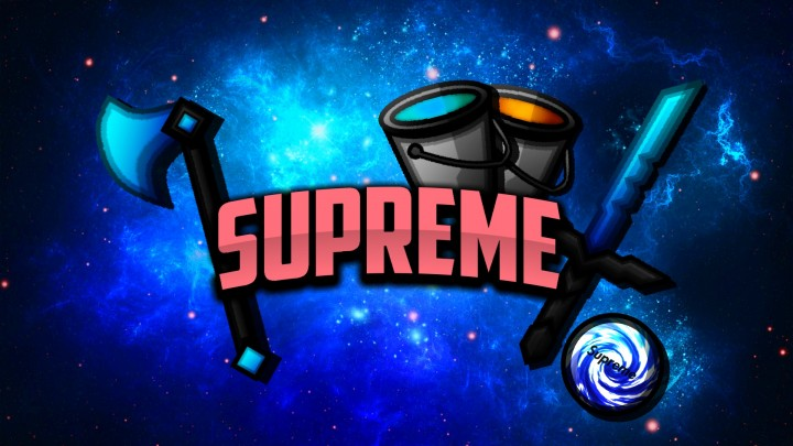 Popular Texture Pack : Supreme 256x Pvp Pack