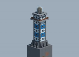 Lighthouse Minecraft Map & Project