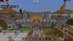 Medieval Prison/ Stronghold Minecraft Map & Project