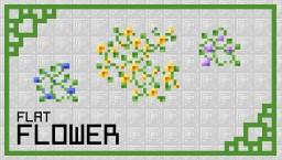 Flat Flower [DISCONTINUED] Minecraft Texture Pack