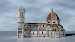 Dome of Florence [Download] Minecraft Map & Project