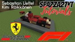 Formula 1 - Scuderia Ferrari 2018 Minecraft Map & Project