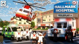 Hallmark Hospital - Roleplay | Avalable now on the Bedrock Marketplace! Minecraft Map & Project