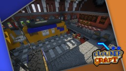 ✪ ClownerCraft: A Network for Building ✪  Building-based Ranks | No-PVP Survival | Creative | Contests Minecraft Server