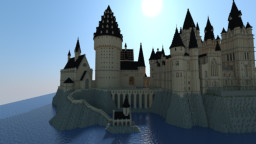Hogwarts Castle (Prisoner of Azkaban PS2 version) - Castillo Hogwarts (versión del Prisionero de Azkaban en PS2) Minecraft Map & Project