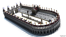 Roman Hippodrome Minecraft Map & Project