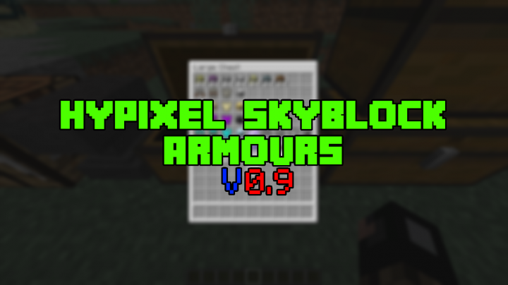 1 14 Hypixel Skyblock Armours V0 9 Discontinued Minecraft Data Pack After floor 4 has come out, the best reforge for bows is spiritual, which you can get from the spirit stone. 1 14 hypixel skyblock armours v0 9
