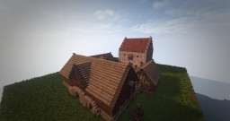 Small Medieval Keep [Conquest Reforged] Minecraft Map & Project