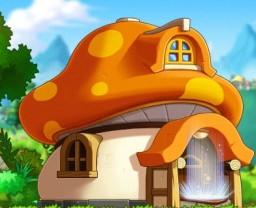 Maplestory Mushroom House Minecraft Map & Project