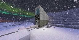 Svalbard Seed Vault Minecraft Map & Project
