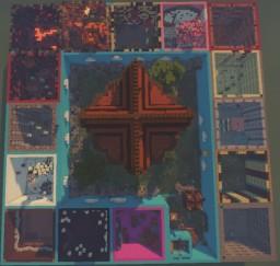 Parkur 16 part Minecraft Map & Project