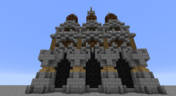 Medivall Wall Minecraft Map & Project