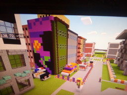 Kezza city Minecraft Map & Project