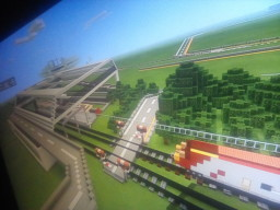 Kezza city Minecraft Map & Project