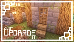 Just Upgrade It Minecraft Texture Pack