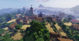 Town of Kasm Minecraft Map & Project
