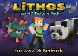 Lithos:Core 32x  • 1.6 - 1.14 Minecraft Texture Pack