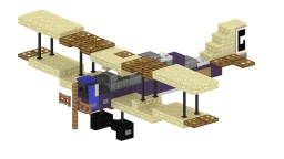KLM 100 | 1,5:1 aircraft Minecraft Map & Project