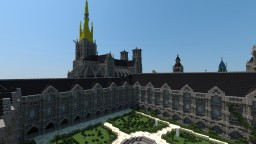 Liège City  - 1:1 Scale - 1630 Map Minecraft Map & Project