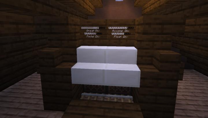 Loft organ