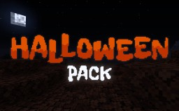 Halloween Pack Minecraft Texture Pack