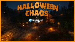 Halloween Chaos Minecraft Map & Project