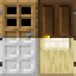 DoorCraft Minecraft Data Pack