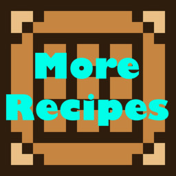 More recipes 1.0 Minecraft Data Pack