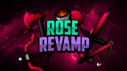 Rose Revamp 32x FPS Pvp Pack Minecraft Texture Pack