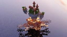 Floating Island Conveyor Machine Minecraft Map & Project