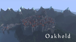 Oakhold - A Medieval Fantasy City in Minecraft Minecraft Map & Project