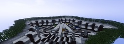 Fantasy bed Wars - Made for PopularMMos Minecraft Map & Project