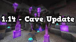 Cave update Minecraft Map & Project