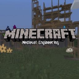 Medieval Engineering |By Pugrowski Minecraft Mod