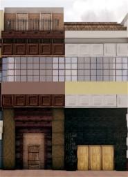 9 & 10 Calle de Mercaderes, Plaza Mayor, Lima, Peru Minecraft Map & Project