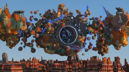 Dimensions: SpaceBase Minecraft Map & Project