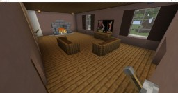 Suburban House Interior | Cozy Interior Build Contest Minecraft Map & Project