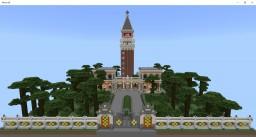 Campenile de San Marco + (Bedrock Edition Download) Minecraft Map & Project