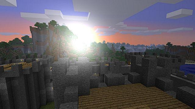 Castle Top Sunrise