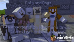 Cats and Dogs Team DOG Minecraft Blog