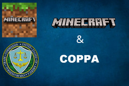 Minecraft and COPPA (Children's Online Privacy Protection Act) Minecraft Blog