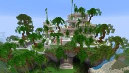 Villa de la Barbe: Redstone Mansion Minecraft Map & Project