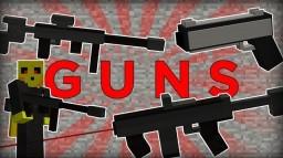 Guns Minecraft Command Minecraft Map & Project